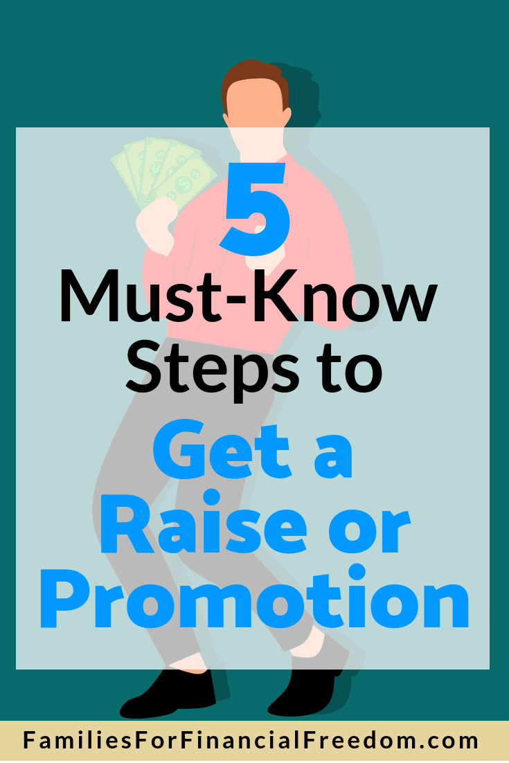 how to get a promotion or raise