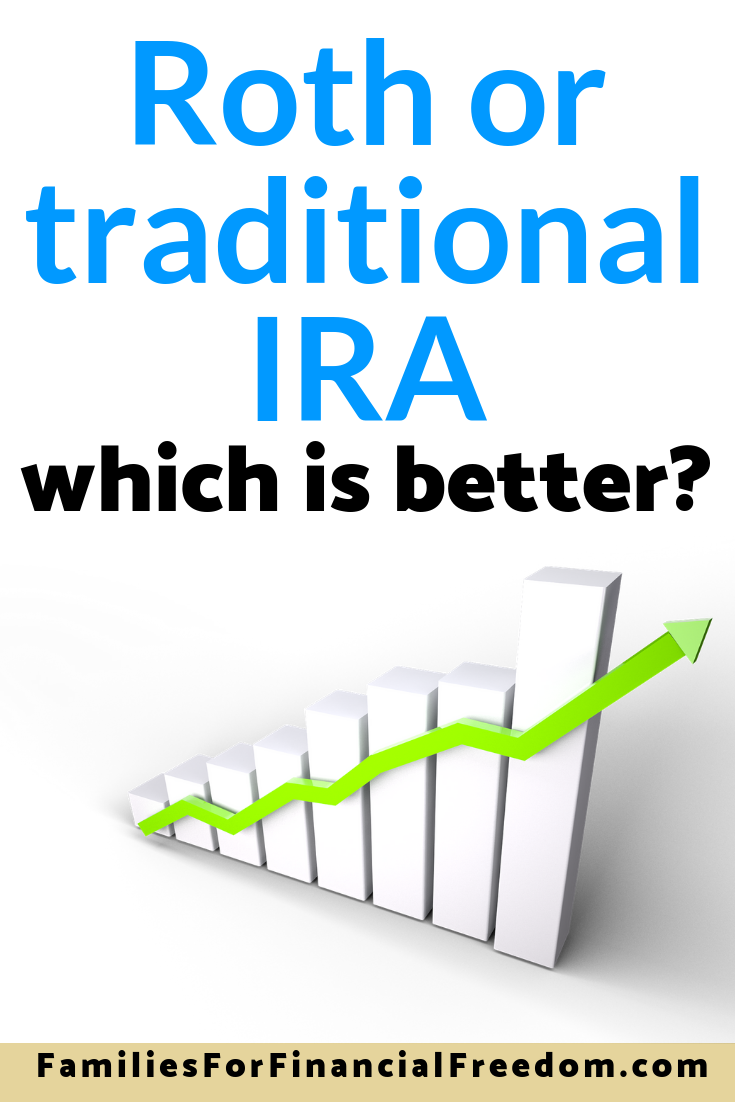 which is better roth or traditional ira image