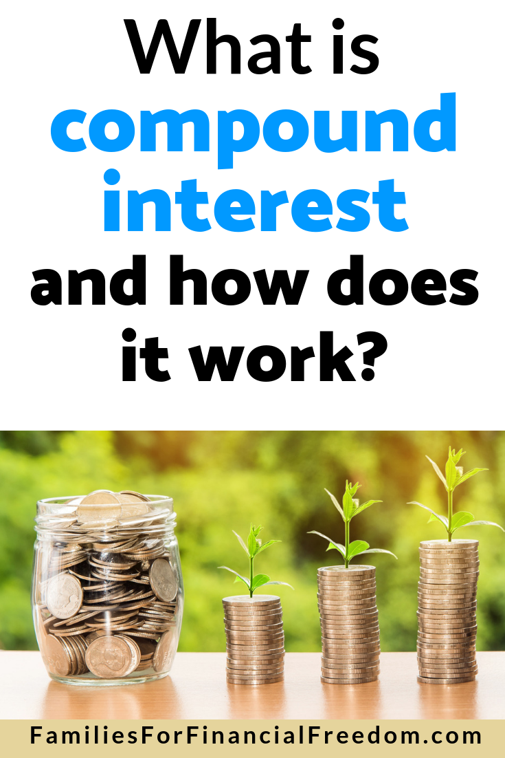 what is compound interest and how does it work