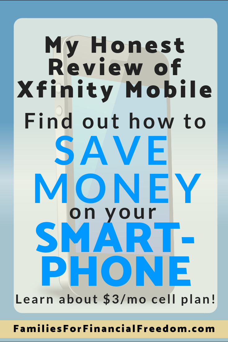 xfinity mobile reviews