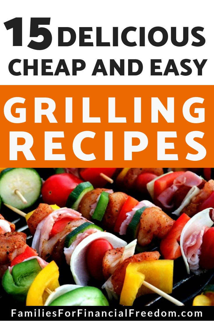 cheap grilling ideas