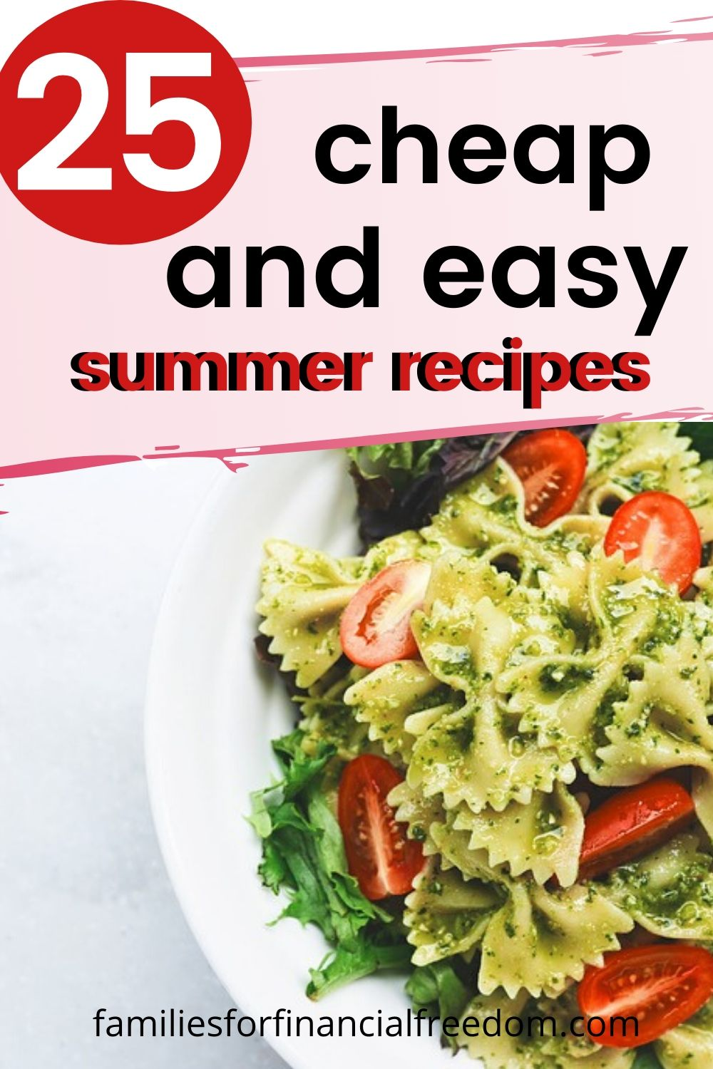 cheap summer recipes