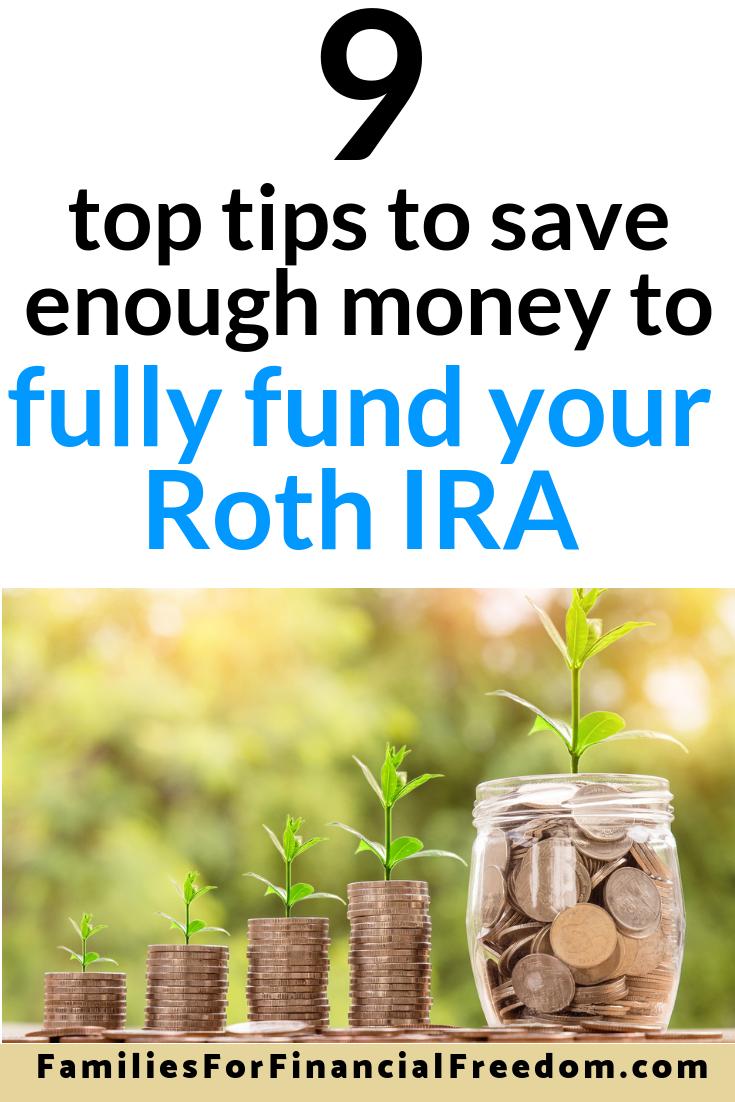 fund a Roth IRA