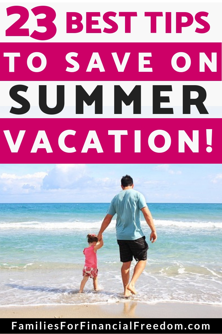 cheap summer vacations