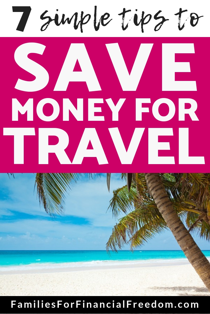 travel savings