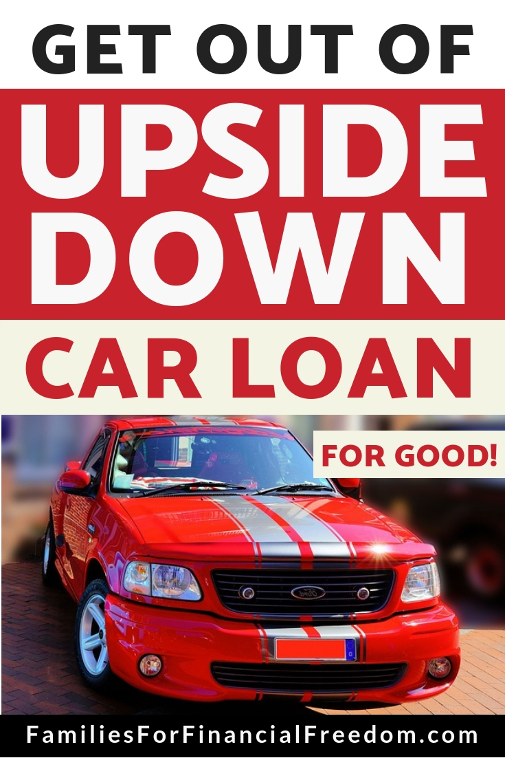 upside down car loan