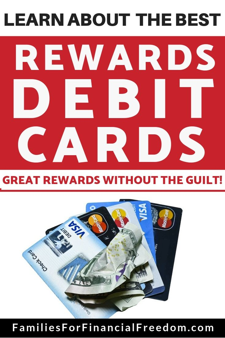 best rewards debit cards