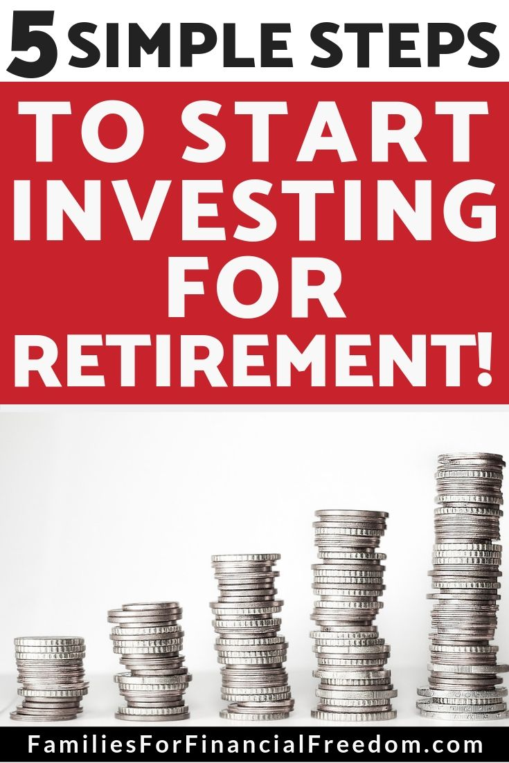 how to start investing--5 simple steps