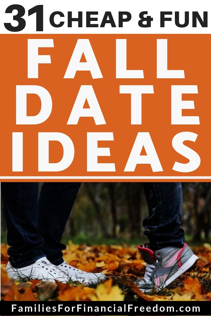 fall date ideas