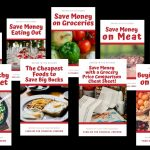 Grocery Money Saving Bundle
