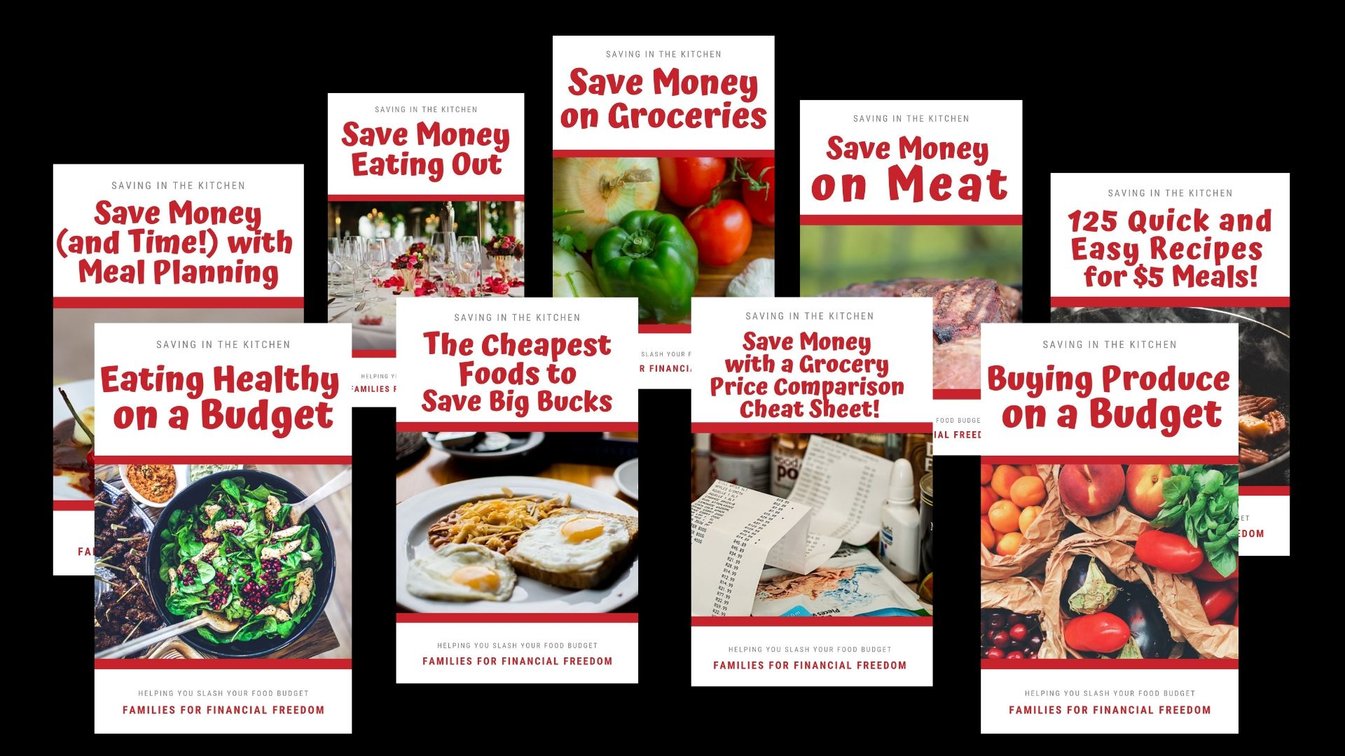 Grocery Money Saving Bundle