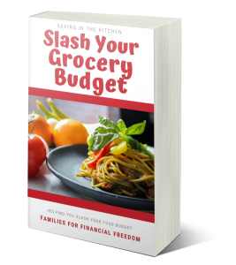 Slash Your Grocery Budget ebook