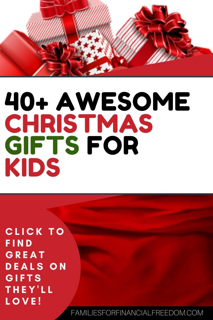 frugal Christmas gifts for kids