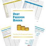 Debt Freedom Binder