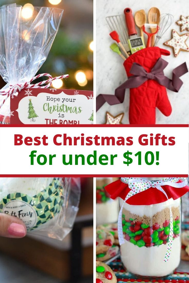 cheap Christmas gifts under $10