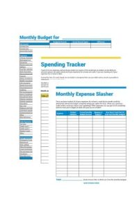 Simple Budgeting Bundle