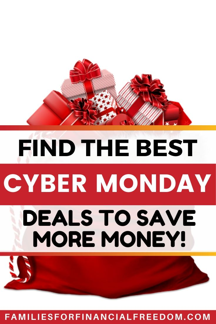 best Cyber Monday deals to save money