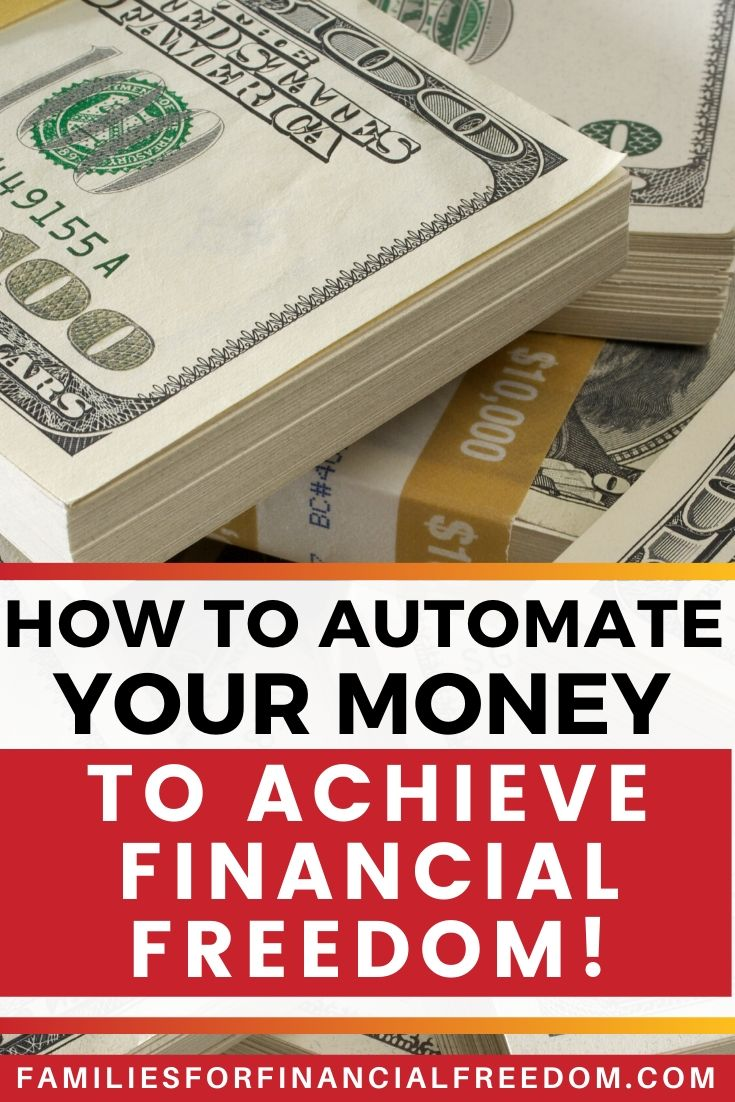 how to automate finances