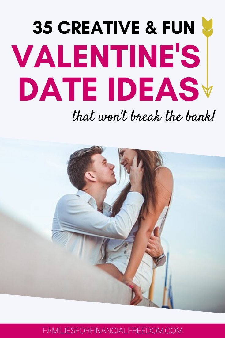 cheap Valentine's Day date ideas
