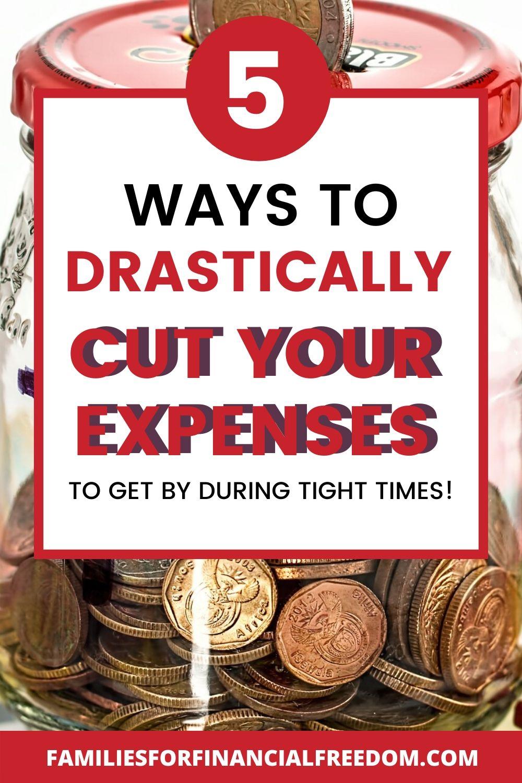 cut budget