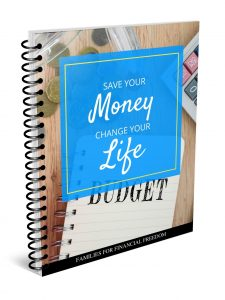 Save Your Money Change Your Life ebook