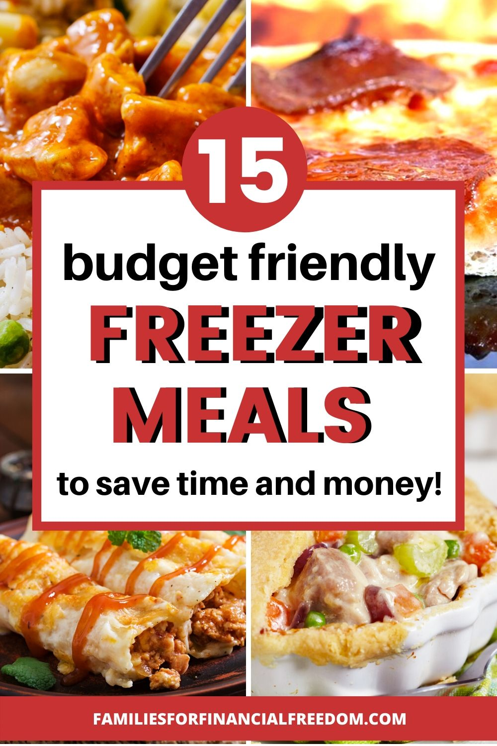 cheap and easy freezer meals