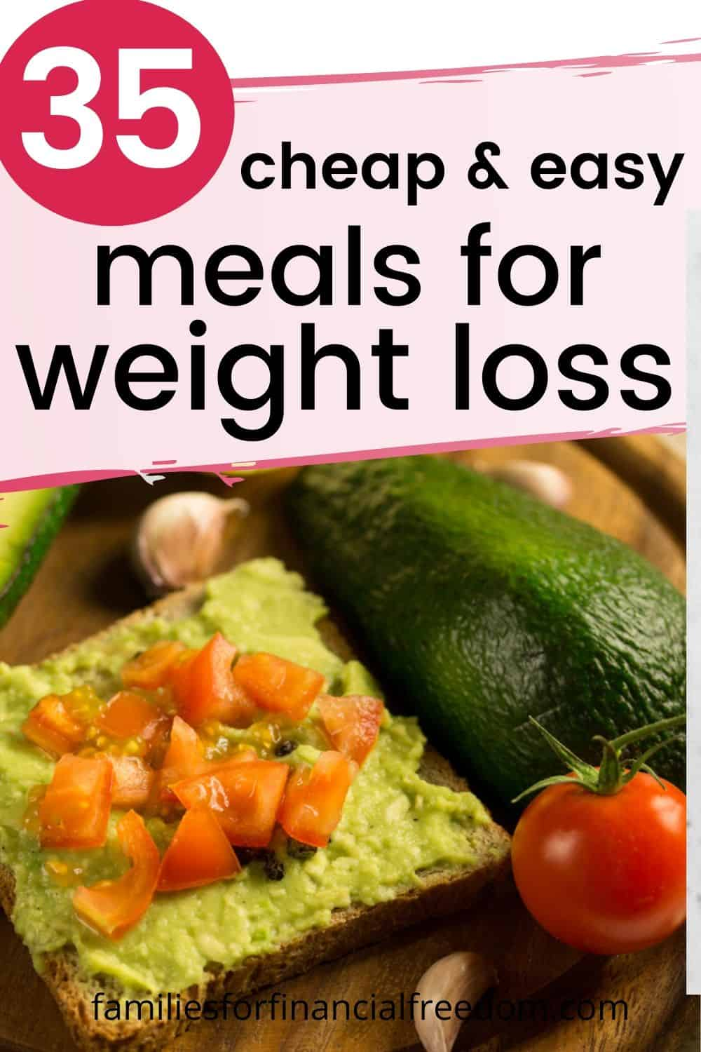 cheap meals for weight loss