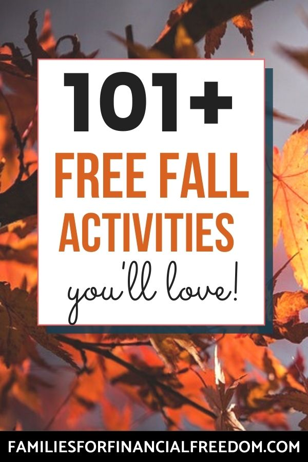 free fall activities