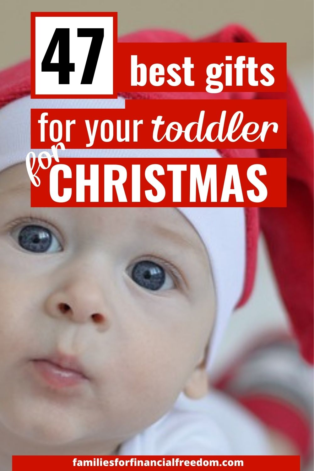 Christmas gifts for toddlers and babies