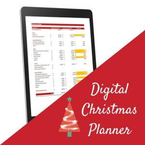 Digital Christmas Planner